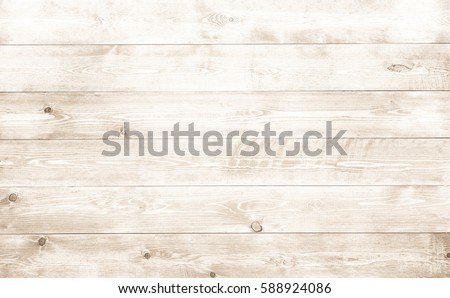 Light wood texture background surface with old natural pattern Royalty-Free Stock Photo #588924086