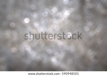 Abstract white and gray bokeh background #590948501