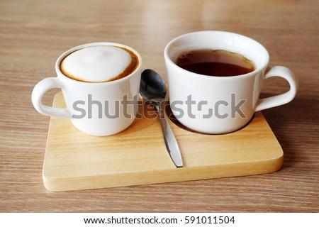 Coffee and tea #591011504