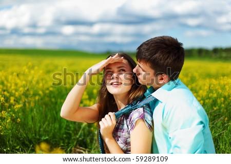 lovers hug #59289109