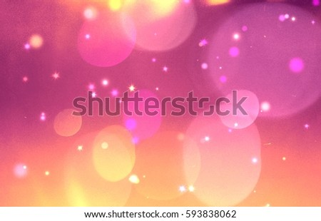 elegance pastel color noise grain color gradient abstract background with light bokeh