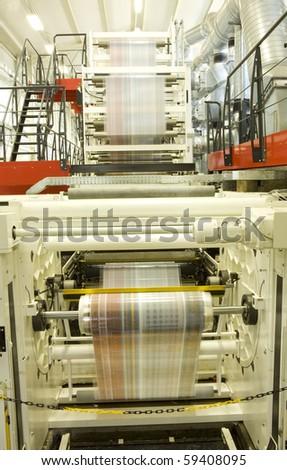 Printing Press #59408095