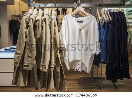 Clothing boutique #594486569