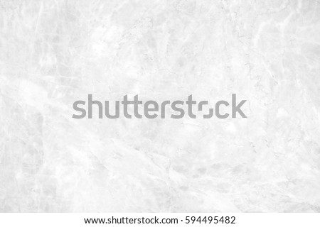 White marble texture background pattern with high resolution Royalty-Free Stock Photo #594495482