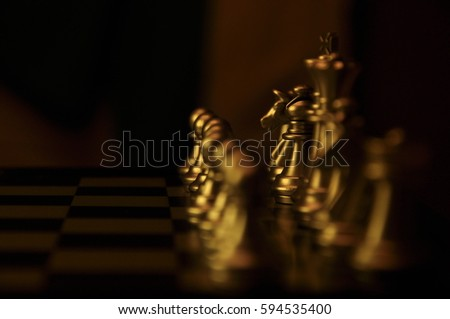 Brave soldiers of your favorite chess game #594535400