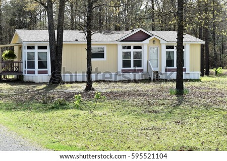 Manufactured Home #595521104
