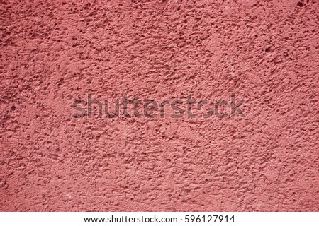 Bordeaux stucco wall. Abstract background. #596127914