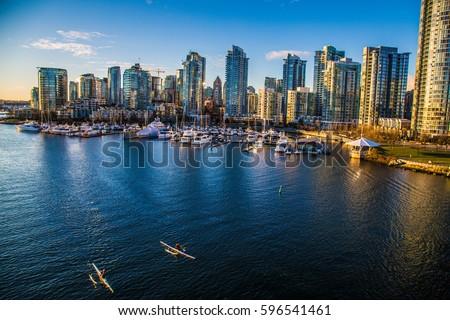 Vancouver - Canada #596541461