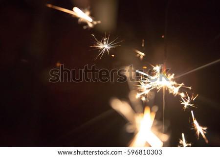 Sparklers #596810303