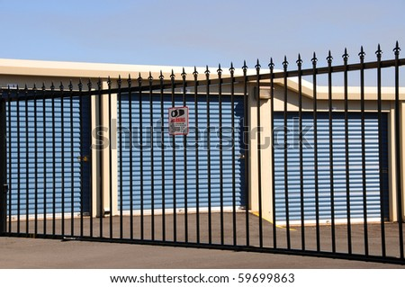 New Self Storage Units with Security #59699863