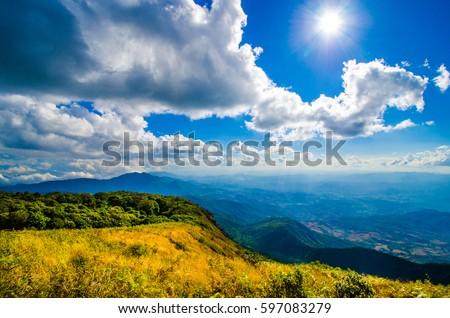 Fresh Air and Sunlight #597083279