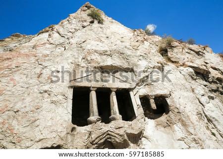 Cave.Turkey. #597185885