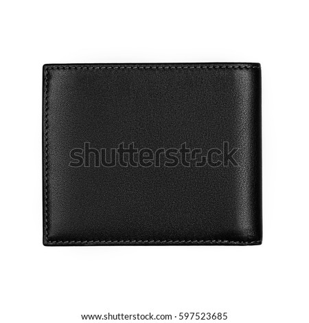 Business Card holder, Isolated   on a white background Royalty-Free Stock Photo #597523685