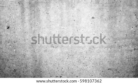 Black and white background with gray faded for photo filter effect.