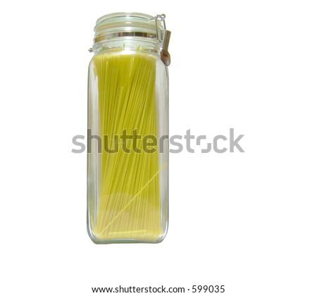 Spaghetti in Jar #599035