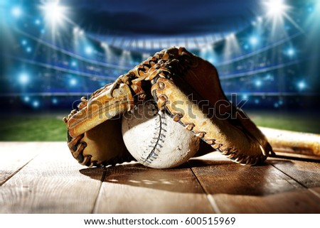 baseball and tools  #600515969