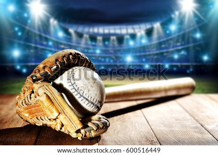 baseball and tools  #600516449