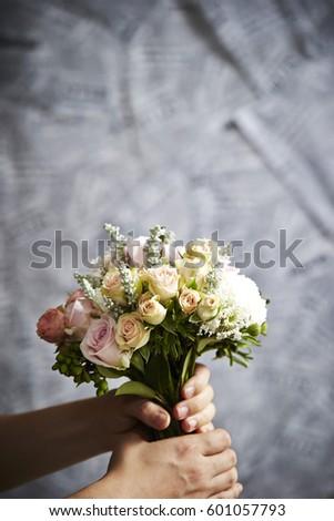 Flower bouquet #601057793