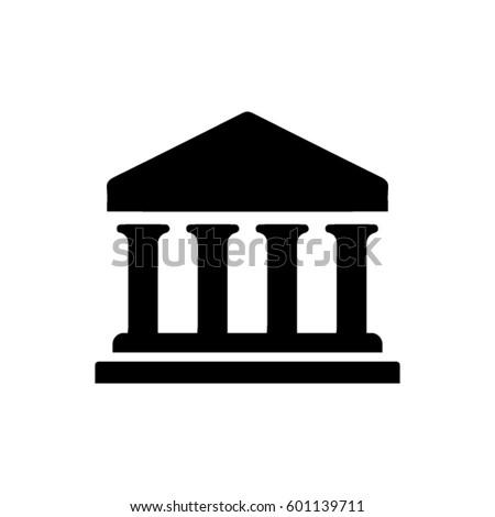 University icon Royalty-Free Stock Photo #601139711
