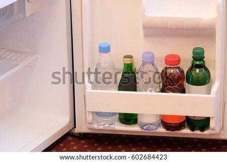 The image of a refrigerator #602684423