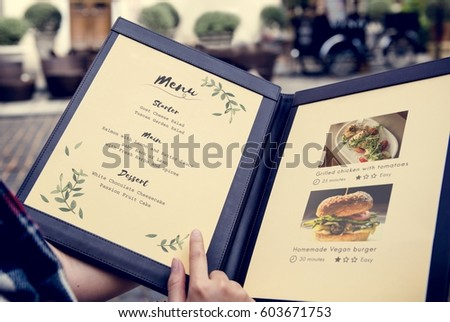 Homemade Food Menu Recipe Recommended Restaurant #603671753