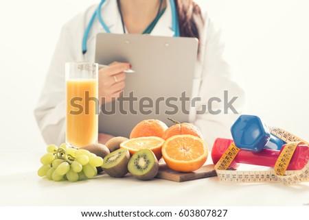 Dietitian doctor #603807827