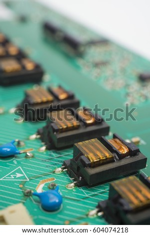 Electronic circuit #604074218