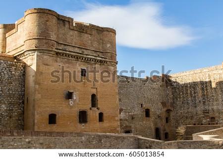 castle of Salses #605013854