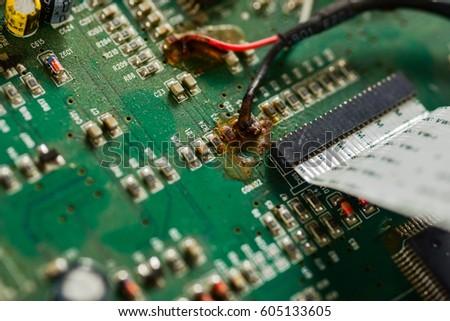 Main board computer,Motherboard CPU #605133605