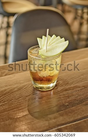 Applejack Cocktail