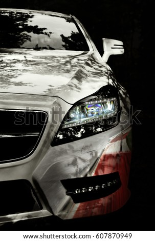 sport car #607870949