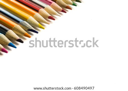 Pencil Colour