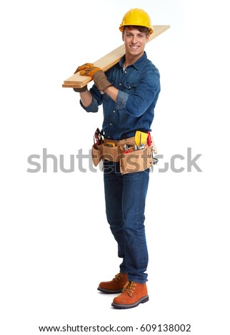 Construction worker. #609138002