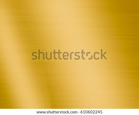 Gold polished metal, steel texture #610602245