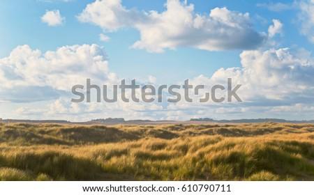 Scotland landscape.  #610790711