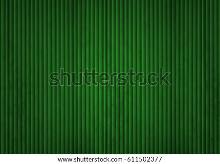 Green wall. Abstract background