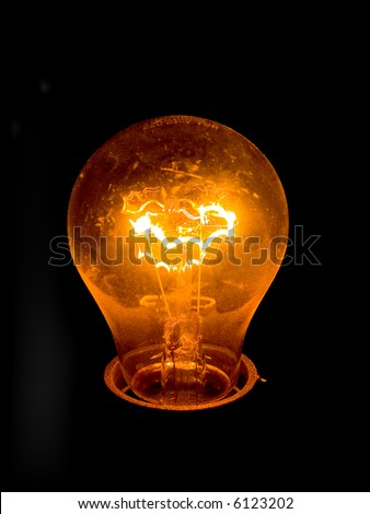 Grunge bulb #6123202