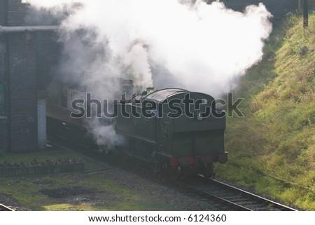 steam train #6124360