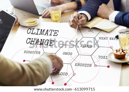 Climate Change Ecology Environment Global Warming #613099715