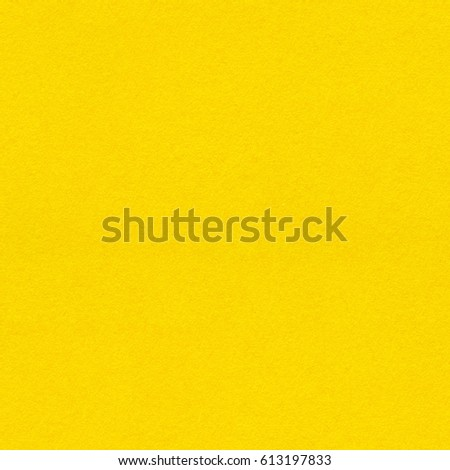 Color paper,yellow paper, yellow paper texture. Seamless square background, tile ready. High quality texture in extremely high resolution. #613197833