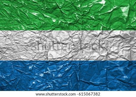 Flag of Sierra Leone #615067382