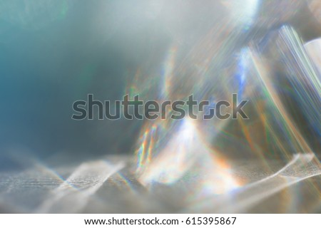 Abstract water light leaks Royalty-Free Stock Photo #615395867