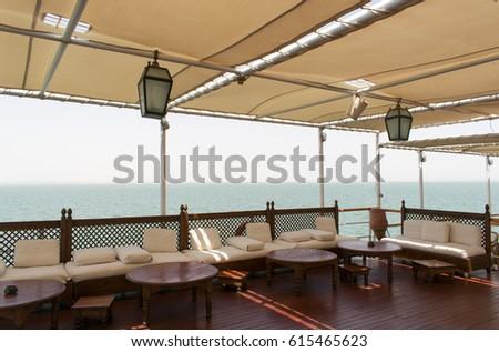 Nasser lake Prince Abbas cruise from Abu Simbel to Aswan, Egypt #615465623