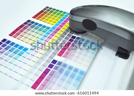 Color management. Spectrophotometer, Print Measuring Tool #616011494
