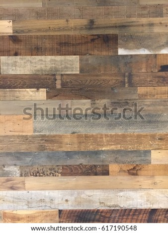 Real timber pattern #617190548