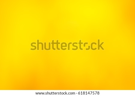 Abstract blurred orange bright color background. #618147578