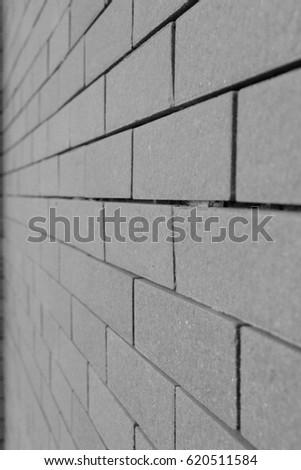 Brick wall #620511584