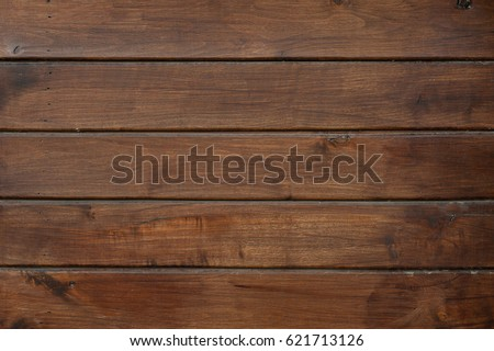 Brown wooden planks texture for background #621713126