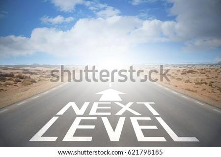 Road concept - next level #621798185