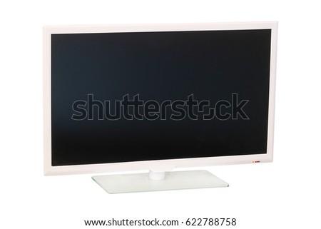 TV set close up #622788758